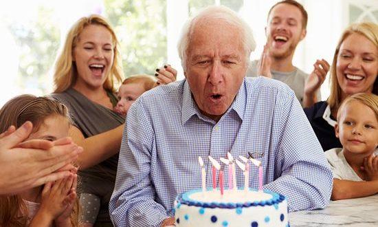 Поздравления с днем рождения папе и дедушке
