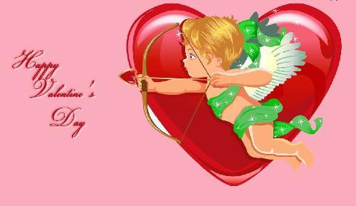 Поздравления с Днем святого Валентина